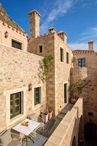 Moni Emvasis Luxury Suites, em Monemvasia, Peloponeso