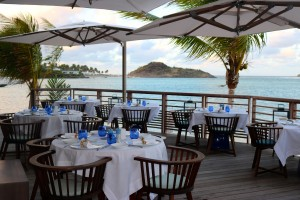 Aux Amies Restaurant, St. Barth