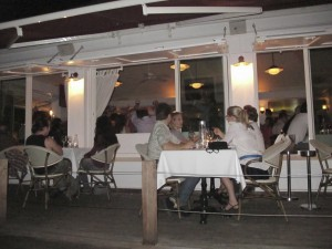 Restaurante Bagatelle, St. Barth