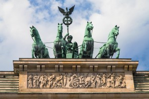 Quadriga do Portão de Brandenburg