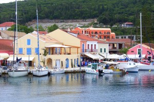 Fiscardo, Cefalonia, Greece