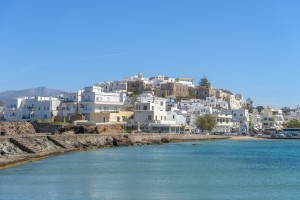 Naxos, Chora, Cyclades, Greece.