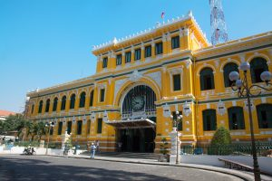 Ho Chi Minh City Central Post Office