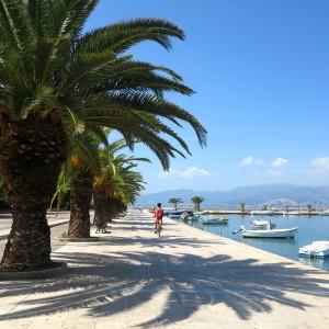 Promenade, Nafplio