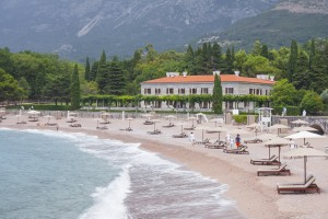 Hotel Ãman, Villa Miločer