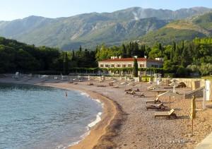 Miločer beach