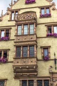 La Maison dês Tetes, Colmar, França