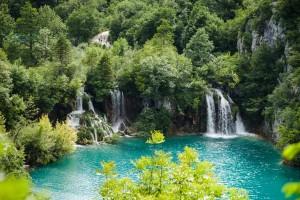 Plitvice Lakes National Park, Coratia