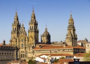 Catedral de Santiago de Compostela, Galicia, Espanha