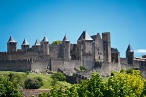 Carcassonne, Languedoc Roussillon, França