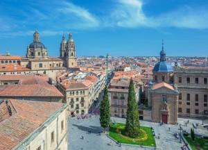 Salamanca, Espanha, tombada pela UNESCO