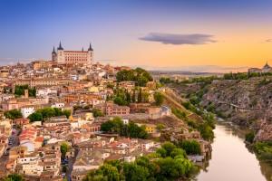 Toledo, cidade tombada pela UNESCO