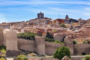 Ávila, Espanha, tombada pela Unesco