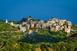 Corniglia, Cinque Terre, Itália