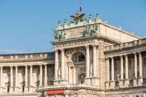 Hofburg Palace, Séc. XIII, Viena
