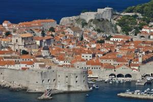 Centro Histórico de Dubrovnik, Croacia