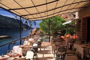 Restaurante L`Hotel Belvedere, Córsega