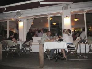 Restaurante Bagatelle, St. Barth