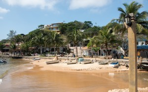 Orla Bardot, Praia de Armação, Búzios