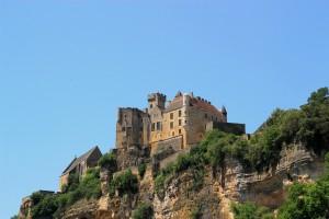 Castelo Beynac-et-Cazenac, Dordogne, France
