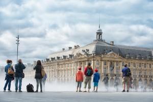 Bordeaux-place de la Bourse, França