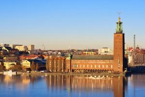 Prefeitura de Estocolmo, Suécia