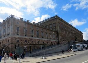 Kungliga Slottet, (Palácio Real)