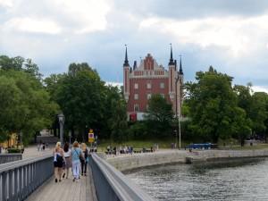 Ilha de Skeppsholmen
