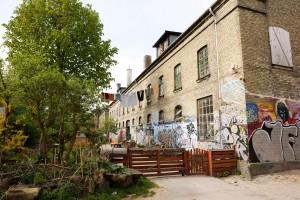 Christiania, Copenhague, Dinamarca