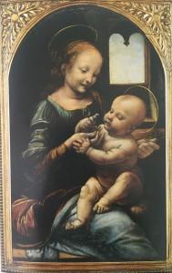 Madonna Benois, Leonardo da Vinci