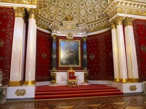 Trono da sala de São Jorge