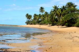 Praia Jacumã