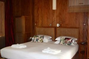 Suíte do Vila Naiá Hotel