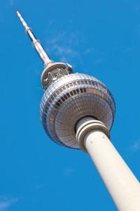 Tv tower, Alexanderplatz, Berlin
