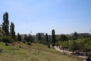 Mauerpark, Berlln