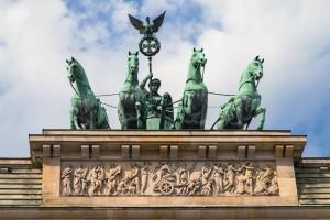 Quadriga do Portão de Brandenburg