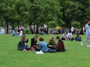 Área verde de Berlim