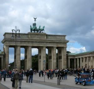 Portão de Brandenburgo, Berlim