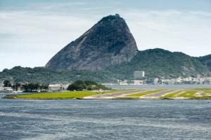 Aeroporto Santos Dumont, Rio de Janeiro, Brazil