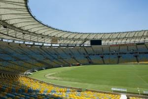 Maracana Football Stadium, Rio de Janeiro, Brazil