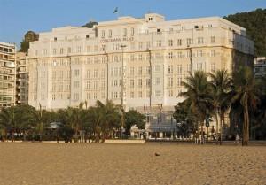 Belmond Copacabana Palace, Rio de Janeiro, Brazil