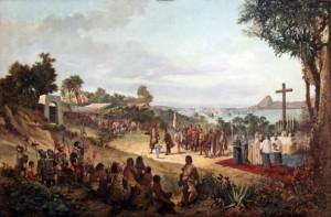 Fundação da cidade de São Sebastião do Rio de Janeiro site opiniaoenoticia.com.br