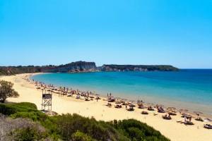 Gerakas beach in Zakynthos, Greece