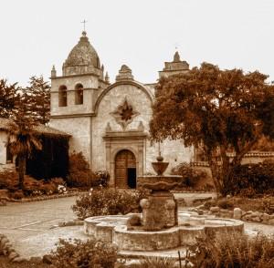Mission in Carmel
