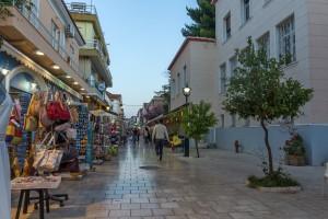 town of Argostoli, Kefalonia, Ionian islands, Greece