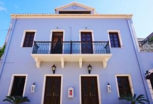 Faro Suítes, foto do site do hotel