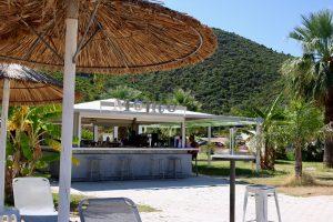 Mojito Beach Bar, Antisamos beach, Kefalonia