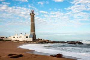 Lighthouse in Jose Ignacio