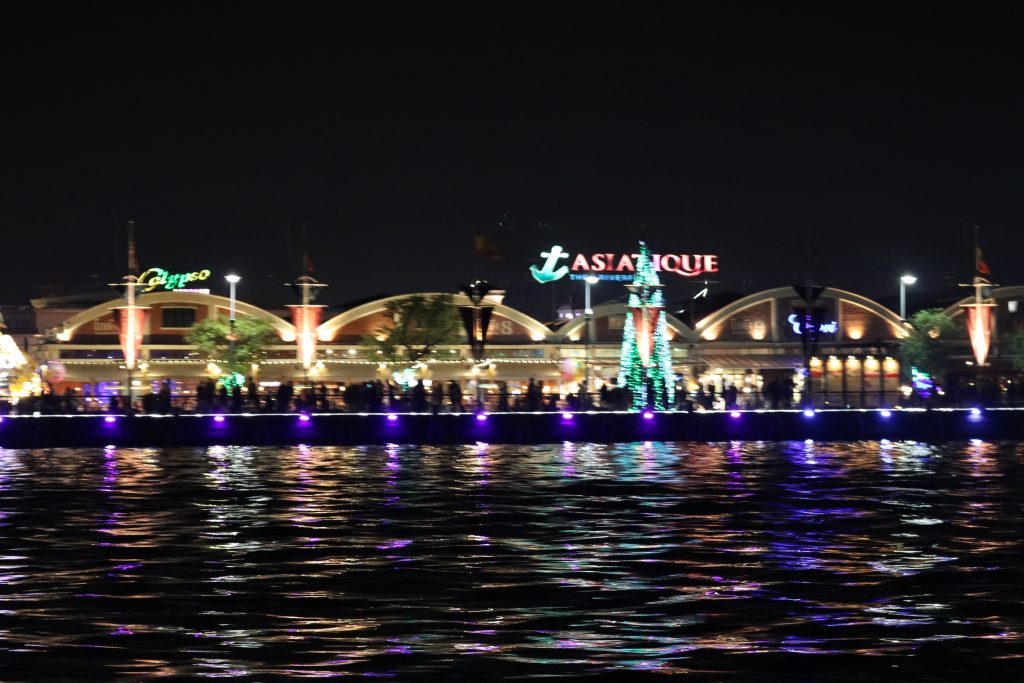 Asiatique The Riverfront, Bangkok, Tailândia