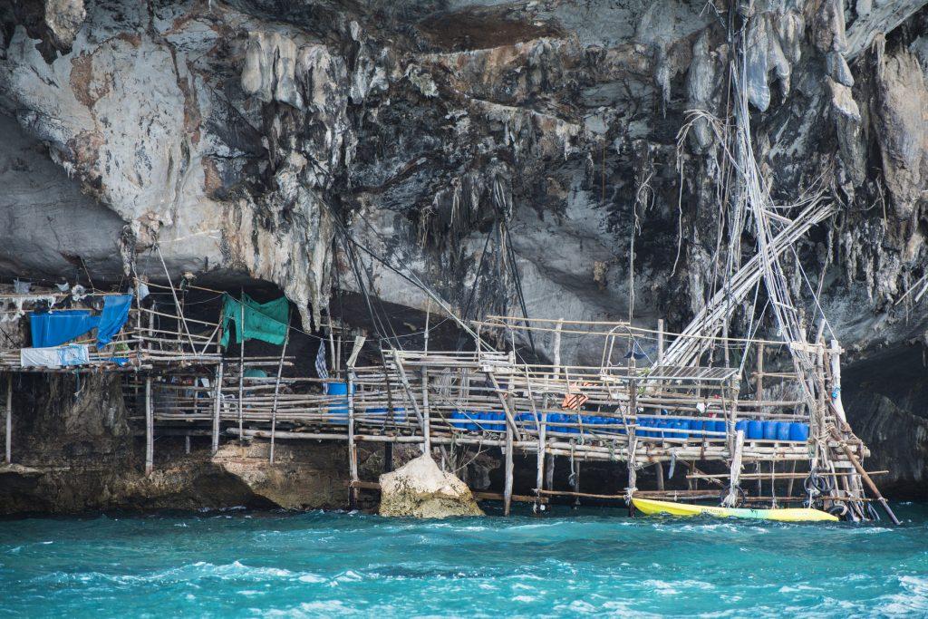 Caverna Viking, Phi Phi, Tailândia